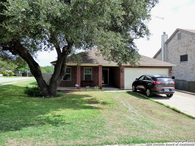 11018 Forest Shower, Live Oak, TX 78233 (MLS #1342782) :: Erin Caraway Group