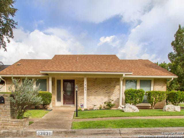 13631 Landmark Hill, San Antonio, TX 78217 (MLS #1343108) :: Erin Caraway Group