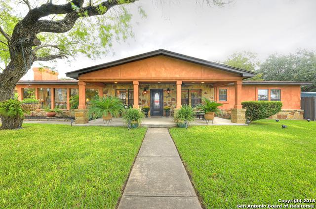 919 Burr Rd, Terrell Hills, TX 78209 (MLS #1343192) :: The Castillo Group