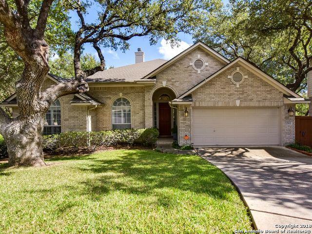15622 Mitchell Bluff, San Antonio, TX 78248 (MLS #1343264) :: Exquisite Properties, LLC