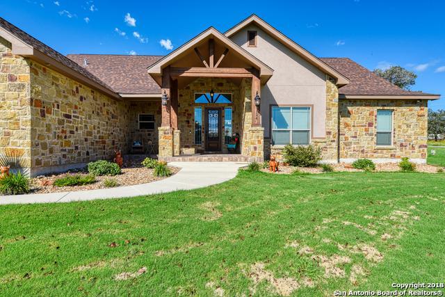124 Bucks Ln, La Vernia, TX 78121 (MLS #1343409) :: Berkshire Hathaway HomeServices Don Johnson, REALTORS®