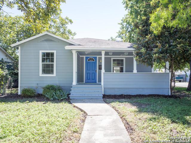 1538 Fresno, San Antonio, TX 78201 (MLS #1343416) :: Magnolia Realty