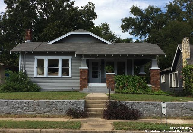 531 E Huisache Ave, San Antonio, TX 78212 (MLS #1343439) :: Vivid Realty