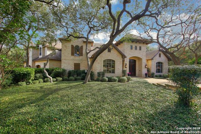 106 Geddington, Shavano Park, TX 78249 (MLS #1343440) :: Exquisite Properties, LLC