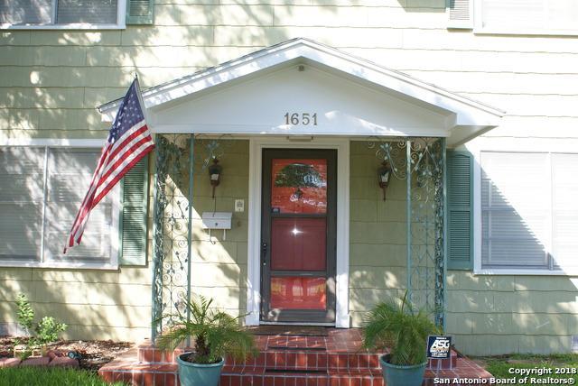 1651 W Summit Ave, San Antonio, TX 78201 (MLS #1343451) :: Exquisite Properties, LLC
