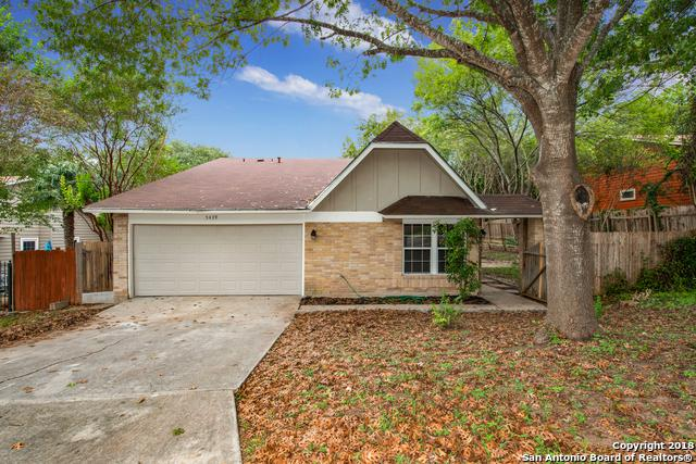 5439 Vista Run Dr, San Antonio, TX 78247 (MLS #1343475) :: Alexis Weigand Real Estate Group