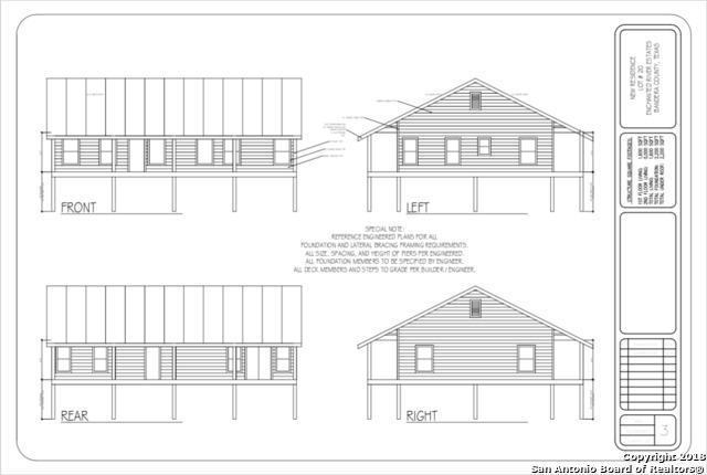 LOT 20 Enchanted River Dr, Bandera, TX 78003 (MLS #1343520) :: Alexis Weigand Real Estate Group