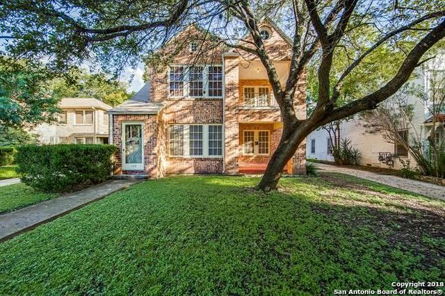 129 E Ridgewood Ct, San Antonio, TX 78212 (MLS #1343526) :: ForSaleSanAntonioHomes.com