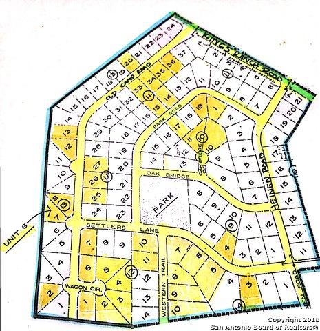 LOT 4 Settlers, Bandera, TX 78003 (#1343592) :: The Perry Henderson Group at Berkshire Hathaway Texas Realty