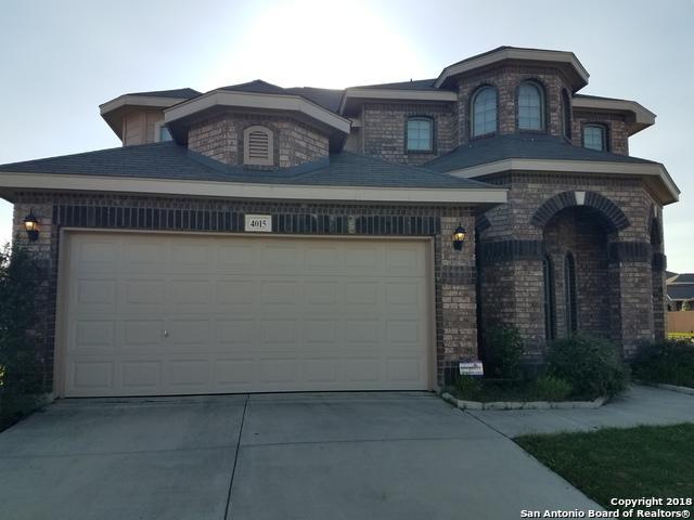 4015 Grissom Grove, San Antonio, TX 78251 (MLS #1343626) :: Exquisite Properties, LLC