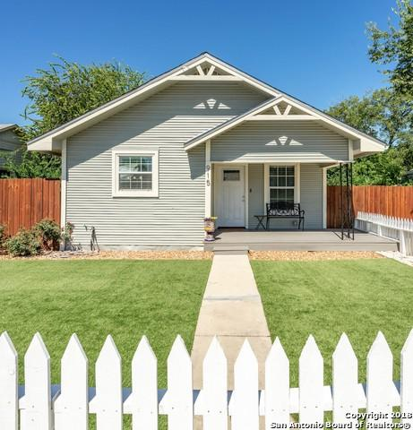 915 W Lynwood Ave, San Antonio, TX 78201 (MLS #1343660) :: Exquisite Properties, LLC