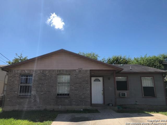 3438 Gateway Dr, San Antonio, TX 78210 (MLS #1343877) :: Alexis Weigand Real Estate Group