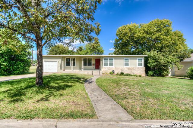 107 Blakeley Dr, San Antonio, TX 78209 (MLS #1343893) :: Erin Caraway Group