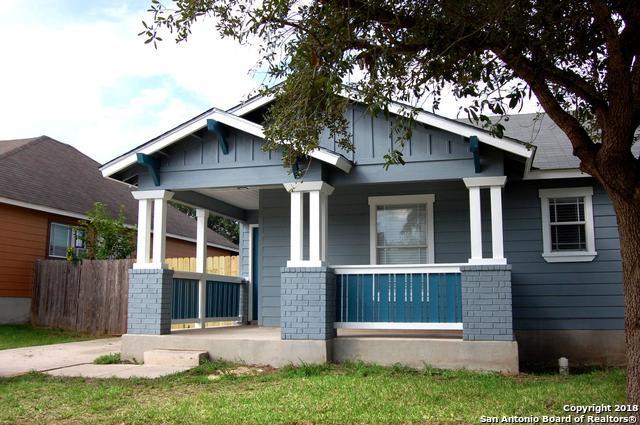 8819 Rhoda Ave, San Antonio, TX 78224 (MLS #1343907) :: Alexis Weigand Real Estate Group