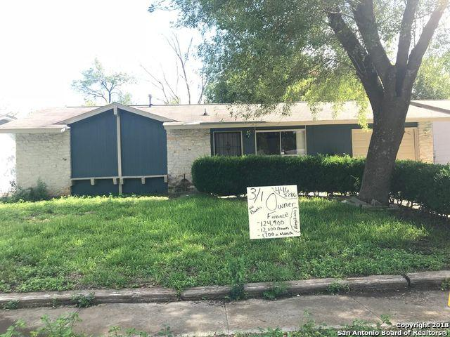 7234 Cabin Creek Dr, San Antonio, TX 78238 (MLS #1344030) :: Alexis Weigand Real Estate Group