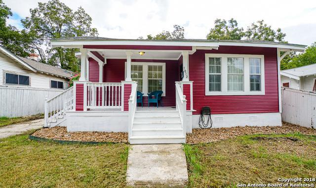 1012 Fulton Ave, San Antonio, TX 78201 (MLS #1344094) :: Exquisite Properties, LLC
