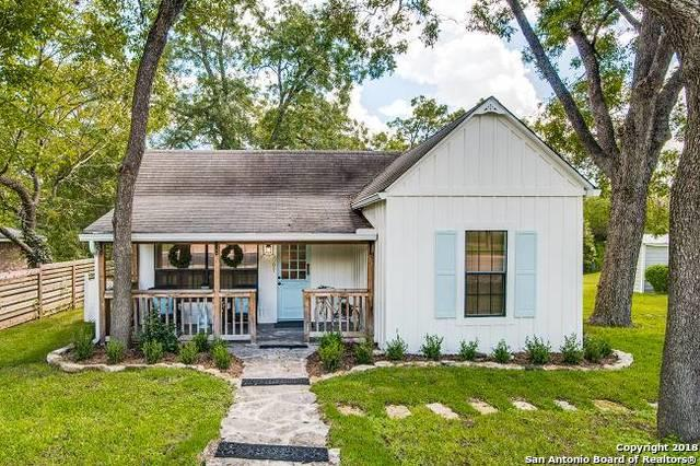 507 W San Antonio Ave, Boerne, TX 78006 (MLS #1344135) :: Ultimate Real Estate Services