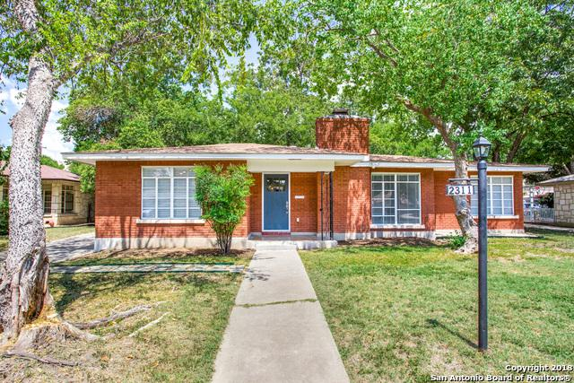 2311 W Gramercy Pl, San Antonio, TX 78201 (MLS #1344149) :: The Suzanne Kuntz Real Estate Team