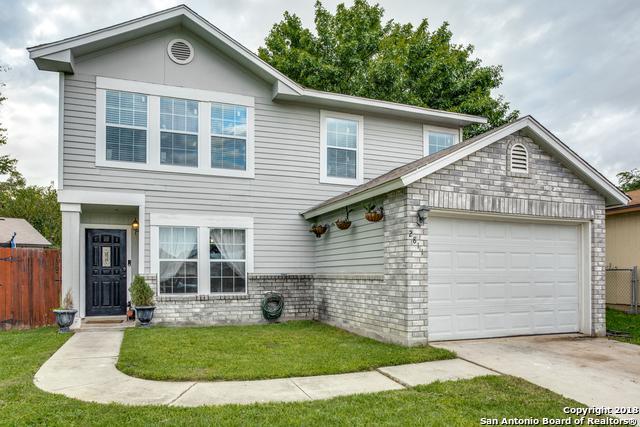 2811 Coast Plain Dr, San Antonio, TX 78245 (MLS #1344150) :: Exquisite Properties, LLC