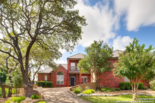 8514 Fairway Spring Dr, Boerne, TX 78015 (MLS #1344156) :: Alexis Weigand Real Estate Group