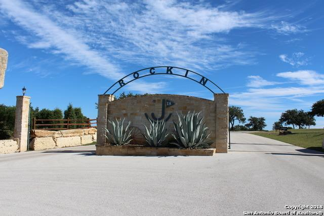 BLK 3, LOT 700 Rockin J Ranchã'Â, Blanco, TX 78060 (MLS #1344158) :: Berkshire Hathaway HomeServices Don Johnson, REALTORS®