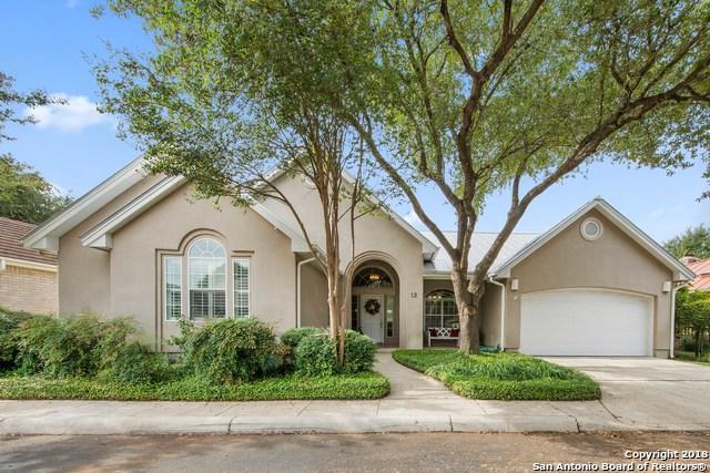 12 Cheshire Ct, San Antonio, TX 78218 (MLS #1344185) :: Magnolia Realty