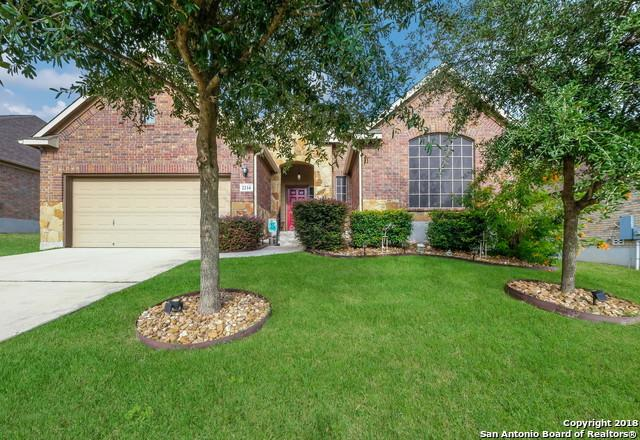 2216 Oak Valley, Schertz, TX 78154 (MLS #1344210) :: The Mullen Group | RE/MAX Access