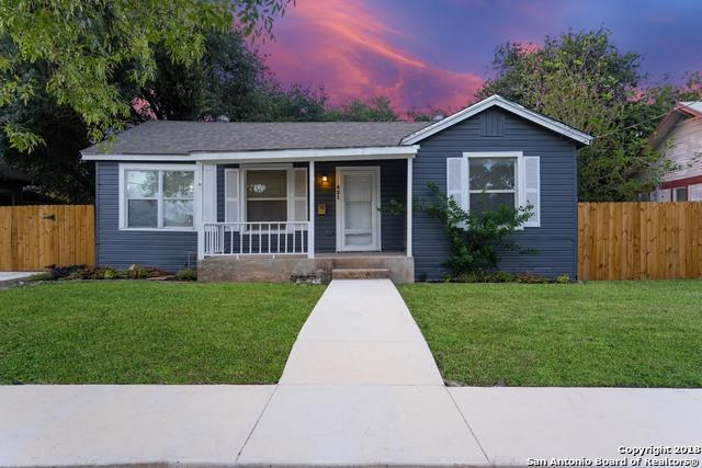 421 Hansford St, San Antonio, TX 78210 (MLS #1344308) :: Berkshire Hathaway HomeServices Don Johnson, REALTORS®