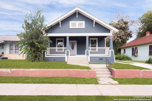 207 Dilworth St, San Antonio, TX 78203 (MLS #1344451) :: Magnolia Realty