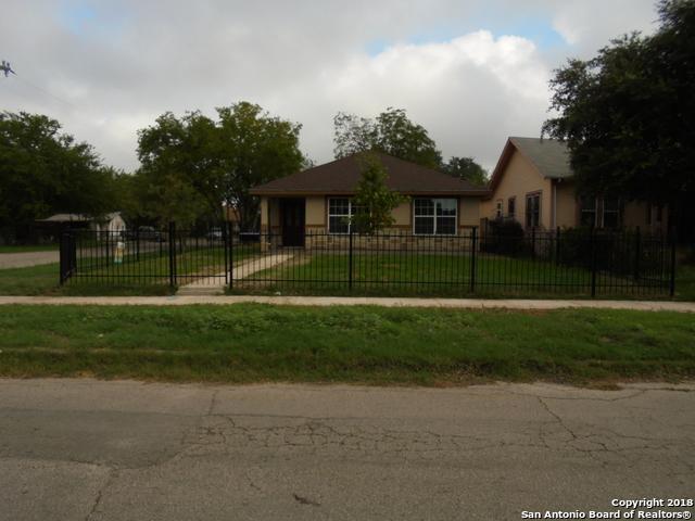 1955 Texas Ave, San Antonio, TX 78228 (MLS #1344499) :: Magnolia Realty