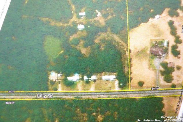 12040 (LOT 4) Jolly Rd, Adkins, TX 78101 (MLS #1344581) :: Magnolia Realty