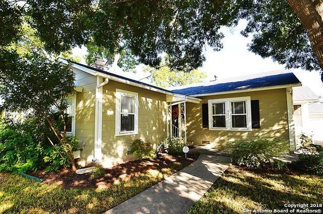 127 W Mariposa Dr, San Antonio, TX 78212 (MLS #1344585) :: Magnolia Realty