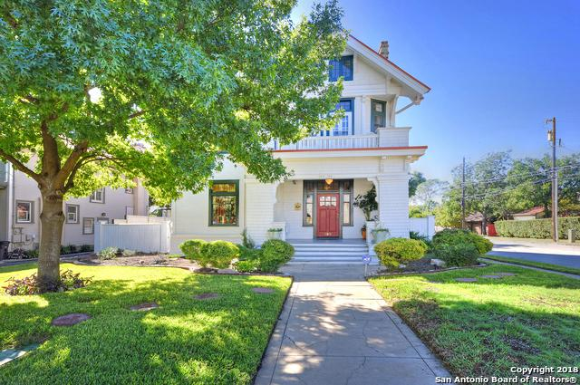134 W Mistletoe Ave, San Antonio, TX 78212 (MLS #1344605) :: Exquisite Properties, LLC