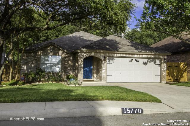 15770 Lomita Springs Dr, San Antonio, TX 78247 (MLS #1344638) :: Neal & Neal Team