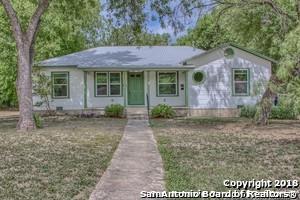 5325 Howard St, San Antonio, TX 78212 (MLS #1344650) :: ForSaleSanAntonioHomes.com