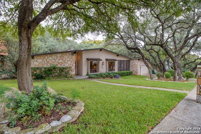 3215 Old Blue Ridge St, San Antonio, TX 78230 (MLS #1344657) :: Tom White Group