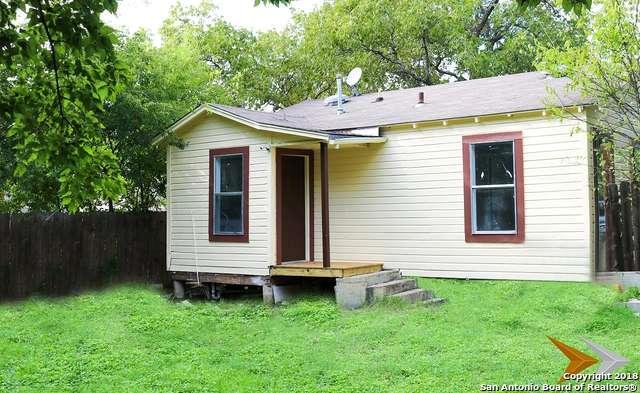110 Dumoulin Ave, San Antonio, TX 78210 (MLS #1344660) :: ForSaleSanAntonioHomes.com
