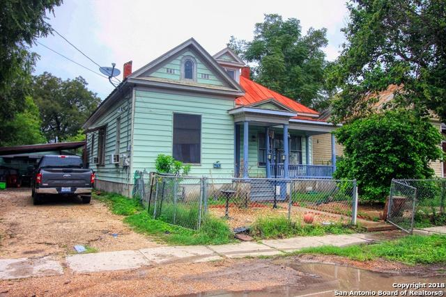 217 Lowell St, San Antonio, TX 78210 (MLS #1344672) :: Berkshire Hathaway HomeServices Don Johnson, REALTORS®