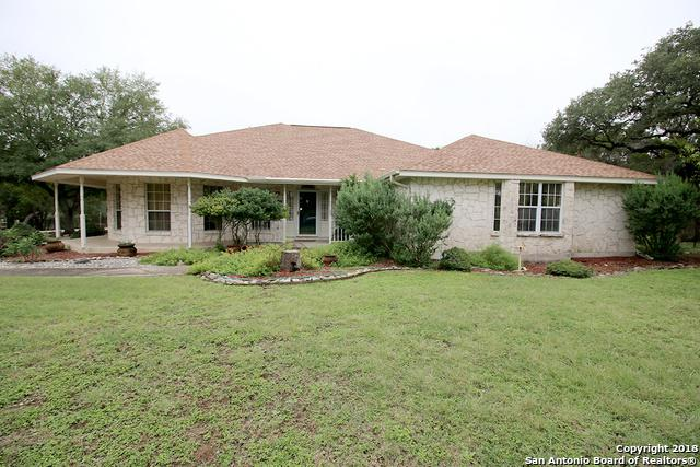 5635 Circle Oak Dr, Bulverde, TX 78163 (MLS #1344682) :: The Mullen Group | RE/MAX Access