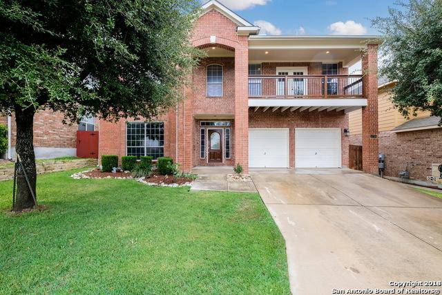 1738 Heavens Peak, San Antonio, TX 78258 (MLS #1344683) :: The Mullen Group | RE/MAX Access