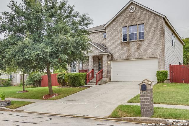 8534 Cherokee Ridge, Converse, TX 78109 (MLS #1344778) :: Exquisite Properties, LLC