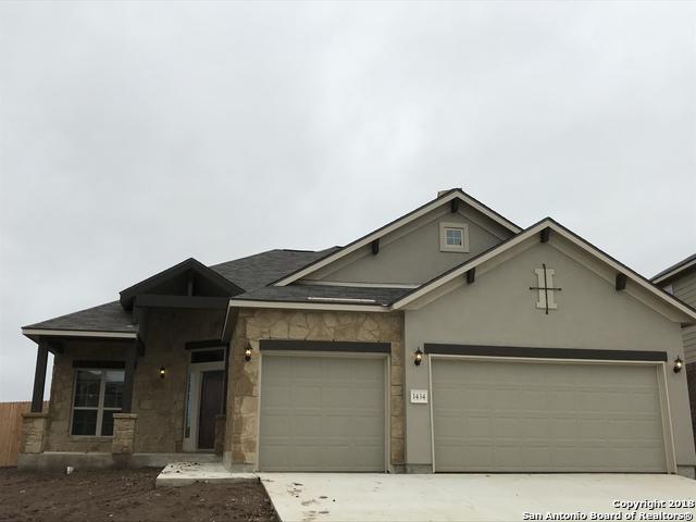 1434 Garden Laurel, New Braunfels, TX 78130 (MLS #1344838) :: The Suzanne Kuntz Real Estate Team