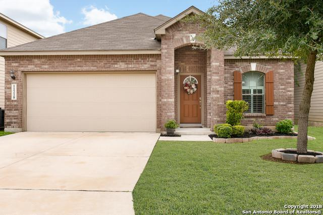 11218 Blue Fax Field, Helotes, TX 78023 (MLS #1344840) :: Carolina Garcia Real Estate Group