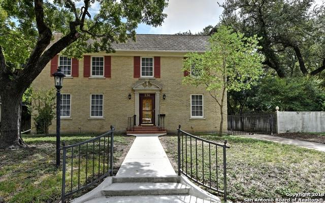 230 Mary Louise Dr, San Antonio, TX 78201 (MLS #1344870) :: The Suzanne Kuntz Real Estate Team