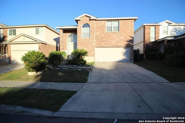 554 Diamond Falls, San Antonio, TX 78251 (MLS #1344921) :: Alexis Weigand Real Estate Group
