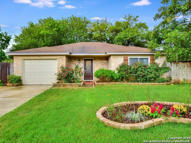 105 South St, Cibolo, TX 78108 (MLS #1344929) :: The Castillo Group