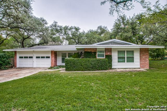 2907 Old Ranch Rd, San Antonio, TX 78217 (MLS #1344961) :: Alexis Weigand Real Estate Group