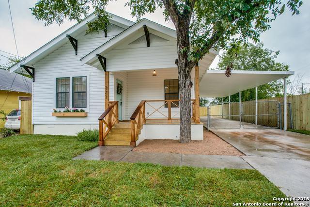 227 Douglas Way St, San Antonio, TX 78210 (MLS #1345083) :: Magnolia Realty