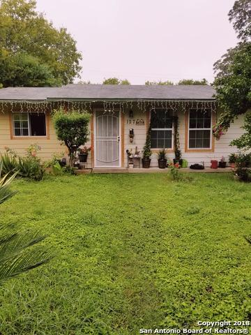 127 Sterling Dr, San Antonio, TX 78220 (MLS #1345134) :: Exquisite Properties, LLC