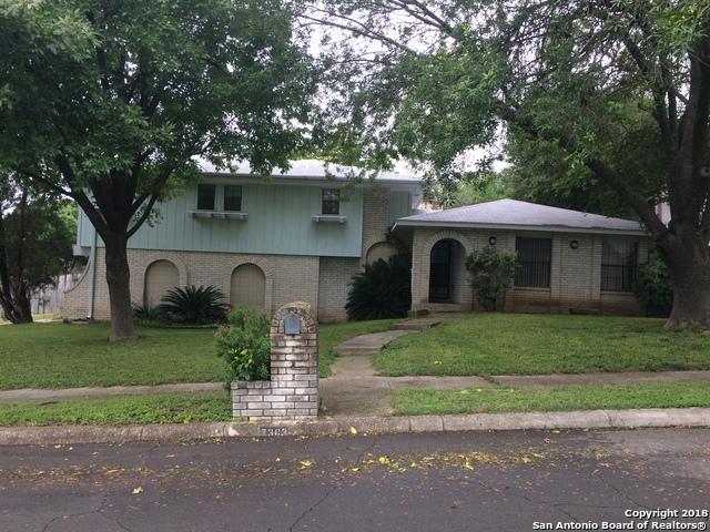 7303 Crownpiece, San Antonio, TX 78240 (MLS #1345158) :: Exquisite Properties, LLC